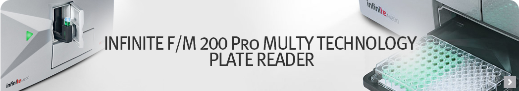 Infinite F/M 200 Pro multi-technology plate reader