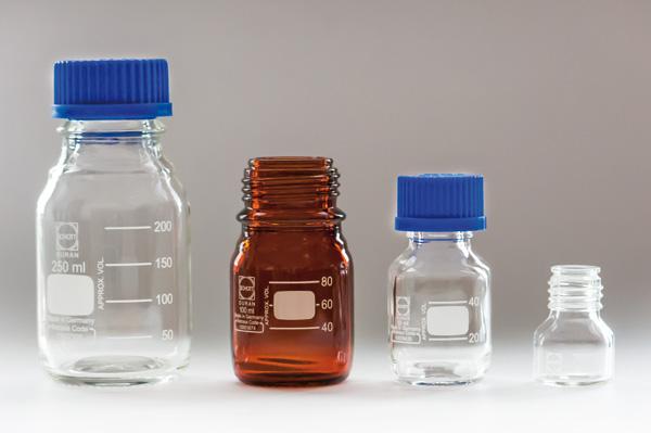 Reference 090307 - Schott Duran 10000 mL laboratory bottle