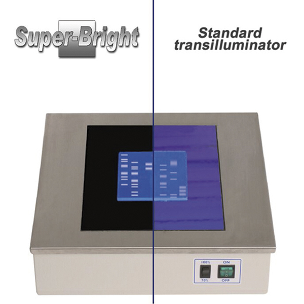 Transilluminateurs Consort UV Super-Bright