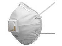 3M C100 series cup-shaped particulate respirators