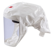 3M Versaflo face and respiratory protection
