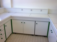 Laboratory furniture and cabinets