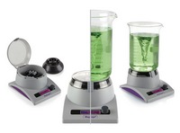 Magfuge Centrifuge and Magnetic stirrer