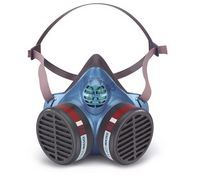 Moldex Half mask series 5000 maintenance free - Protection Level FFA2 - Organic vapours (boiling point above 65 °C)