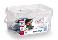 Pack Moldex mask series 7000 (Size M) + filters - Protection Level A2 P3 R
